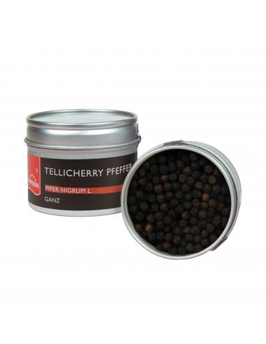 Tellicherry Pfeffer Gourmet Gewürz günstig online bestellen
