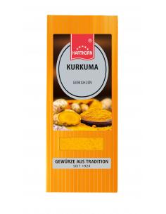 Spice bag turmeric ground