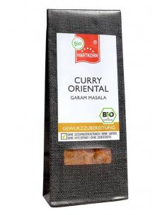 Bio Gewürz Curry Oriental Nachfüllbeutel