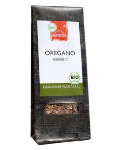 Bio Gewürz Oregano gerebelt Nachfüllbeutel