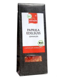 Bio Gewürz Paprika edelsüß gemahlen Nachfüllbeutel