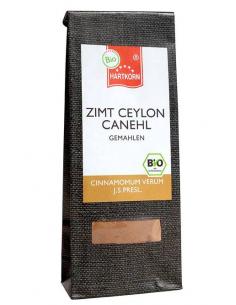 Bio Gewürz Zimt Ceylon Canehl gemahlen Nachfüllbeutel