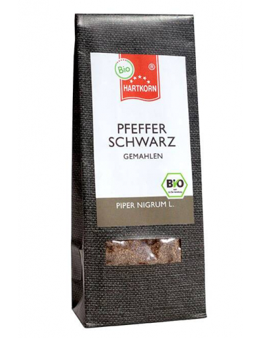 BIO Maxi-Bags Pfeffer schwarz gemahlen