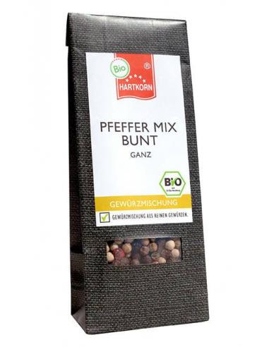 BIO Maxi-Bag Pfeffer Mix bunt ganz
