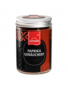 Paprika smoked Gourmet spices