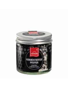 ferminted pepper gourmet spices