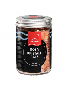 Rosa Kristallsalz grob Gourmetgewürz