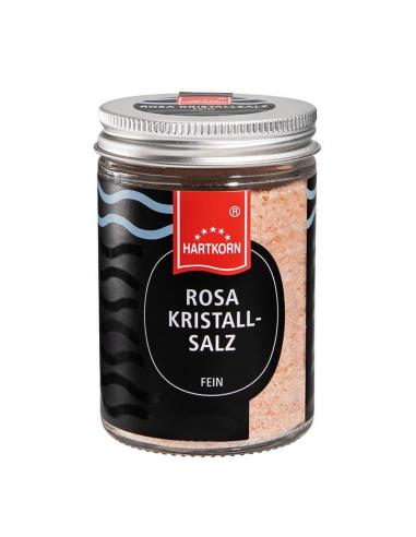 Rosa Kristallsalz fein Gourmetgewürz