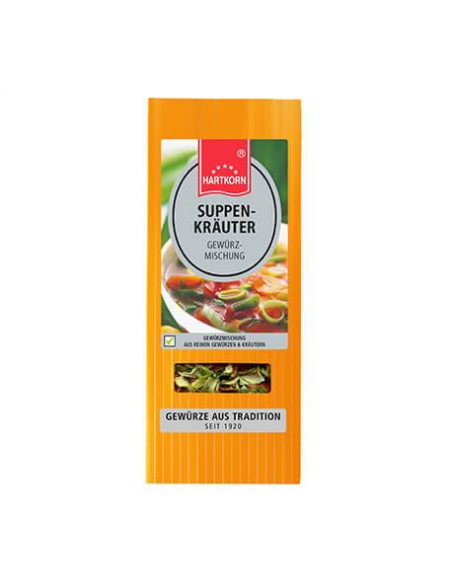 Spice bag soup herbs