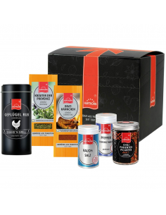 Grillbox Poultry Mini-Spice set