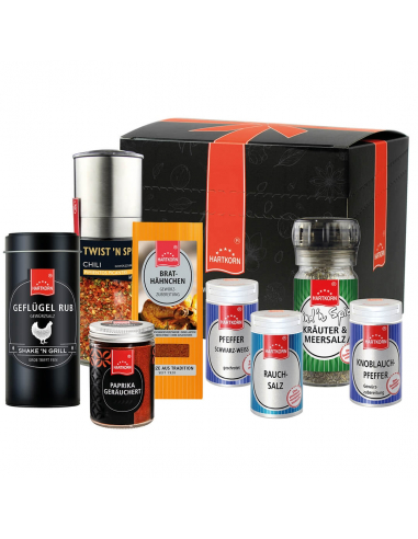 Grillbox poultry Maxi-Spice set