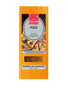 Spice bag pizza