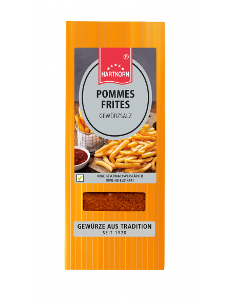 Spice bag French-fries