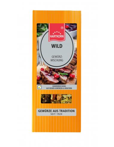 grobes Wild Gewürz im Beutel günstig online bestellen