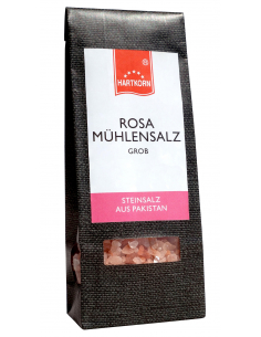 Feinkost Maxi-Bag Rose Salt mill coarse