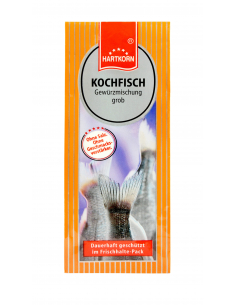 Coarse cooked fish Spice bag
