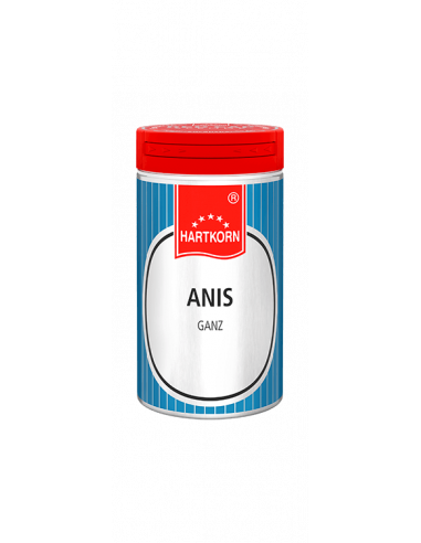 Spice shaker aniseed, whole
