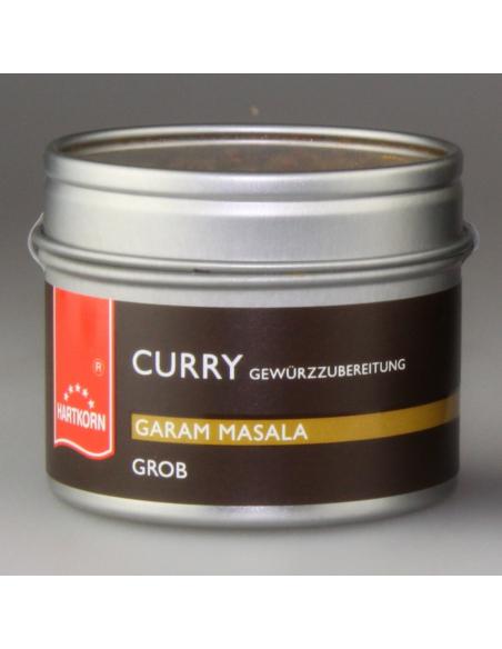 Curry Garam Masala Gourmetdose - Hartkorn Gewürzmühle GmbH
