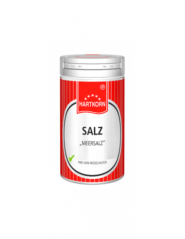 "Spice shaker salt ""Sea salt"""