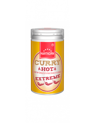 Spice shaker Curry Hot-Extreme