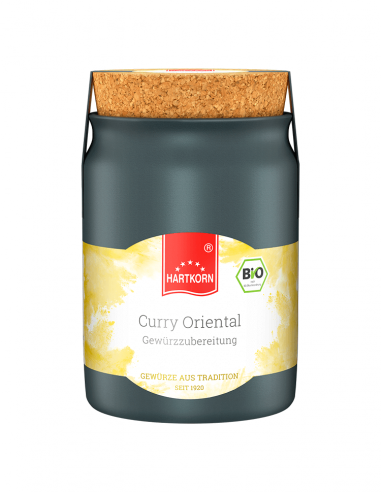 Curry Oriental BIO Selection Gewürz