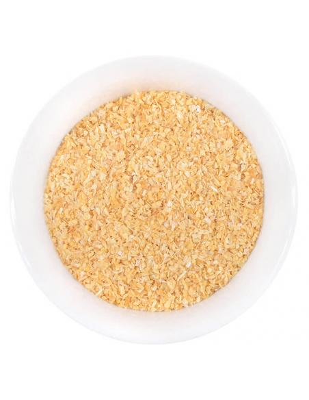 Zwiebeln granuliert Gewürzansicht - Hartkorn