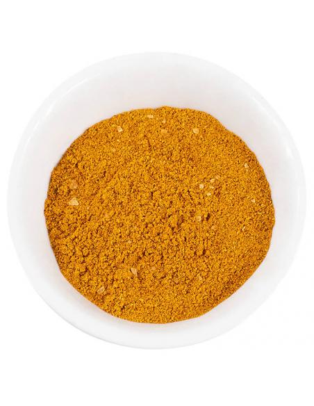 Curry Oriental Gewürzansicht - Hartkorn