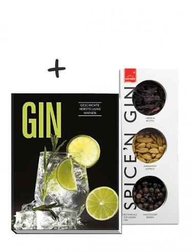 Gin Set klein - Hartkorn Gewürze