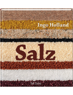Salt from Ingo Holland- Book