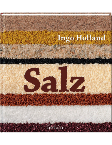 Buch Salze von Ingo Holland - Tre Torri Verlag