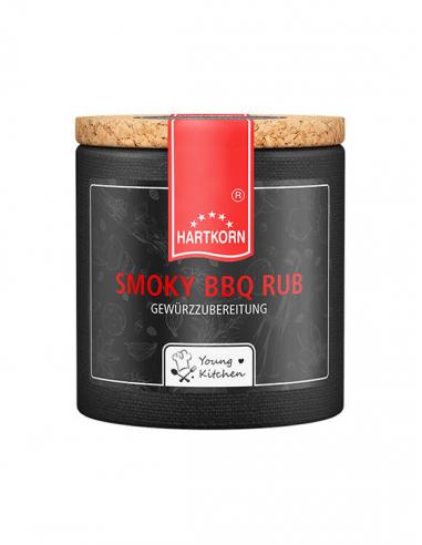 Young Kitchen Smoky BBQ Rub spice