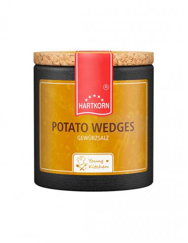Young Kitchen Potato Wedges Gewürz