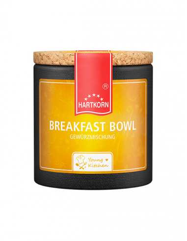 Young Kitchen Breakfast Bowl