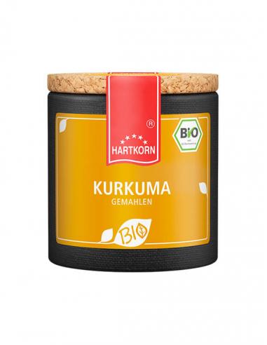 BIO Kurkuma gemahlen Gewürz günstig online bestellen