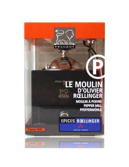 Peugeot Handmühle Olivier Roellinger -