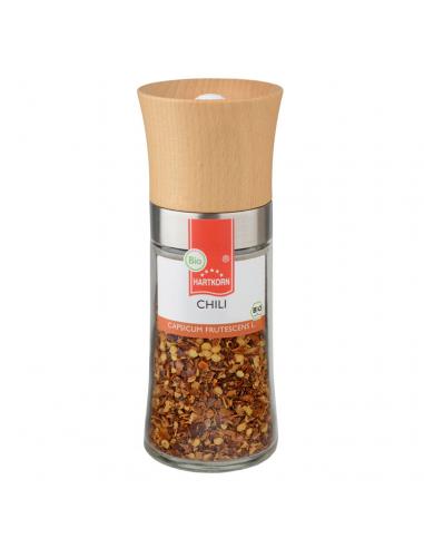 Bio Holz Chilimühle Pimientos Picantes