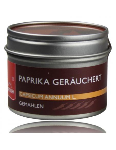Paprika geräuchert - Hartkorn Gewürzmühle GmbH