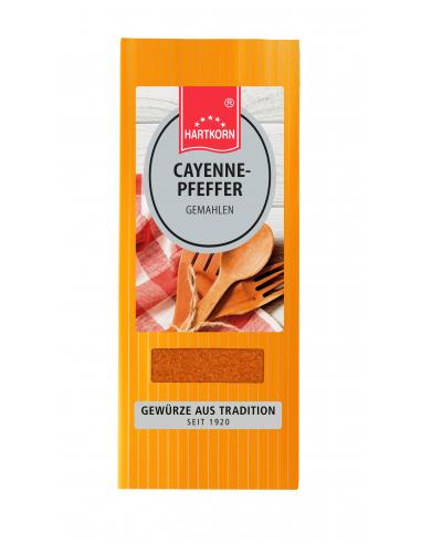 Cayenne Pfeffer gemahlen Gewürzbeutel online kaufen