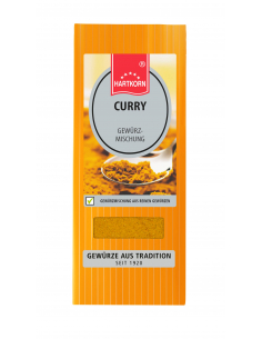Spice bag Curry