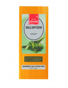 Spice bag dill tips dried