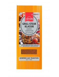 Gewürzbeutel Grill Steak Klassik Gewürz