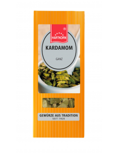 Spice bag cardamom whole