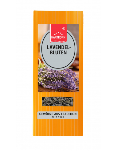Lavendelblüten Gewürz im Beutel online bestellen