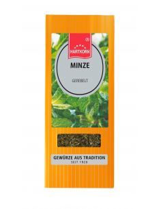 Spice bag mint dried