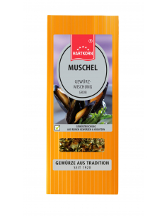 Spice bag mussel spice rough