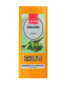 Spice bag Oregano dried