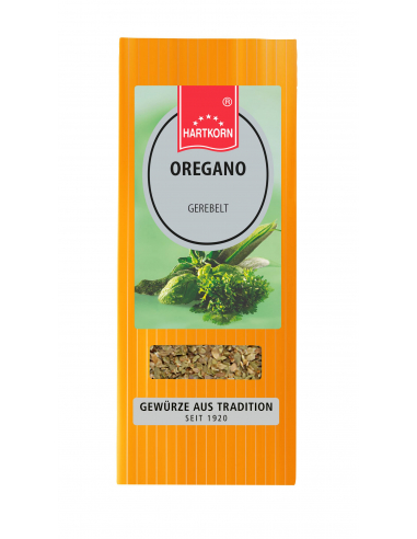 gerebelten Oregano im Beutel günstig online bestellen