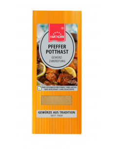 Gewürzbeutel Pfeffer Potthast-Gewürz