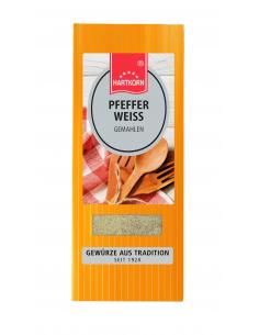 Gewürzbeutel Pfeffer weiß gemahlen
