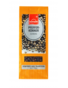 Spice bag black peppercorns